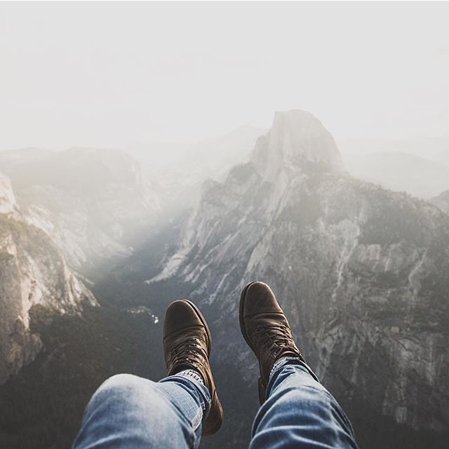 Top 5 Mountain Photos of Instagram