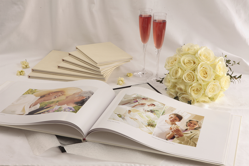 Create A Wedding Photo Album